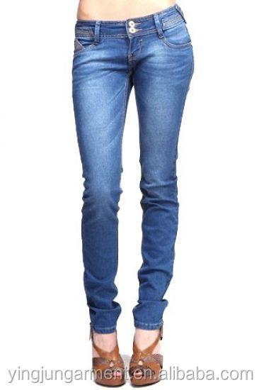Wholesale OEM climber jean tall women elegant d jeans pants ...