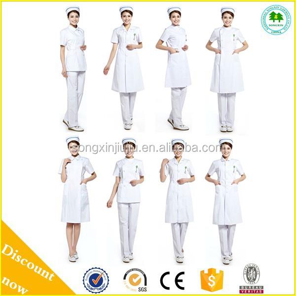 Vestidos enfermeria modernos