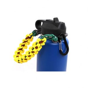 Promotional Bottle Handle Holder With Survival Kit bottle bracelet holder