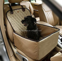 Pet accessories safety pet car dog seat cover for front seat