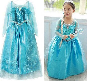 Baby Girls Cosplay Costume Cinderella Frozen Princess Party Dress Kids Girl Dress Congelados Fever Elsa Dress  sc 1 st  Alibaba & Baby Girls Cosplay Costume Cinderella Frozen Princess Party Dress ...