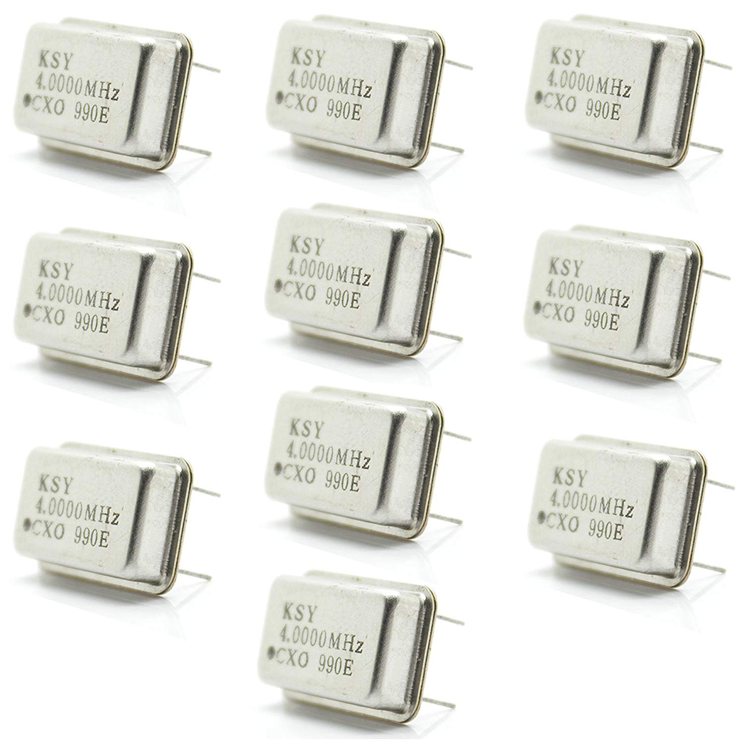 Cheap Quartz Oscillator Circuit Find Clock Get Quotations 10pcs Crystal 4mhz For Microprocessor Microcontroller Precision Frequency Timing Signals Time Tracking With