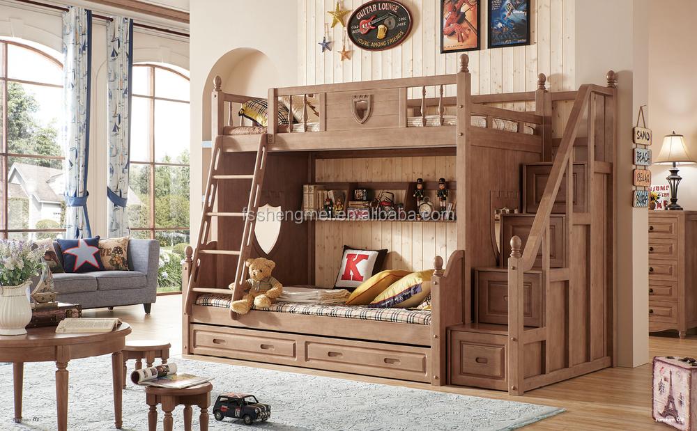Health oak wood new classic furniture living room