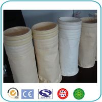 pps fiber dust collecter filter bag in stock