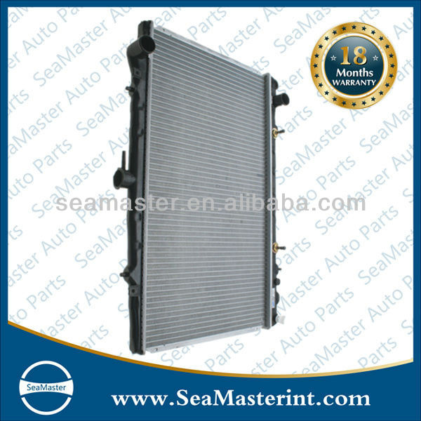 Aluminum Radiator for NISSAN Cefiro A33 AT