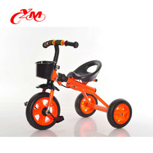 Cheap kids tricycle supply from Yimei /nice Children tricycle manufacturer /online selling baby smart tricycle