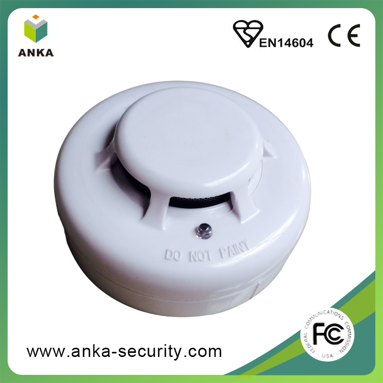 2017 China hot sales wifi smoke alarm detector with high stability