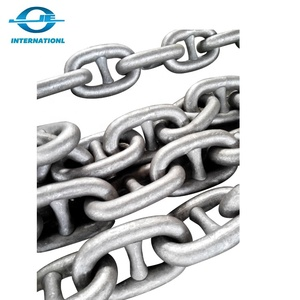 ISO1704 Grade U2 U3 Stud Link Marine Ship Anchor Chain for Marine Ship