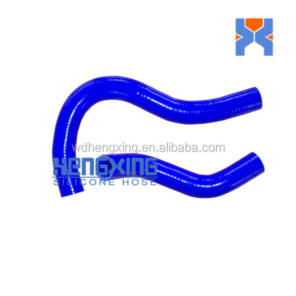 automobile silicone radiator hose kit for 02-05 Civic SI EP3 K20A3