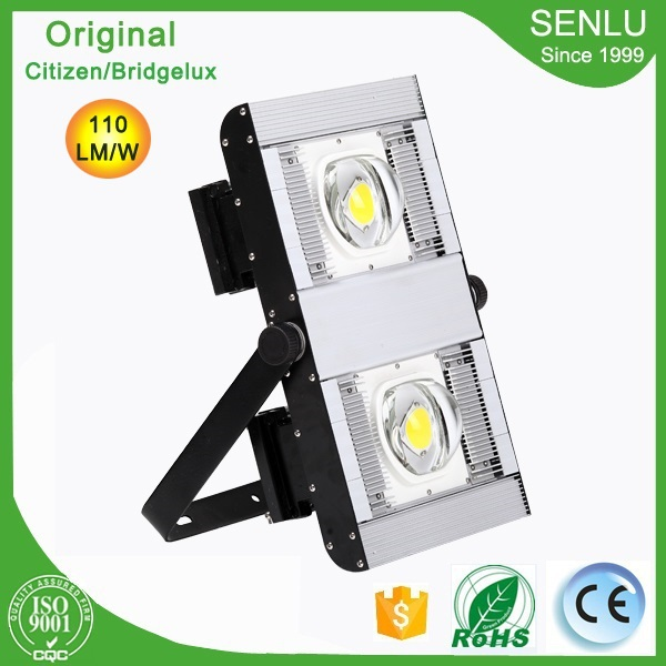 High lumens industrial 100w led flood light
