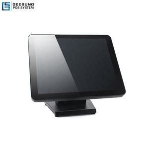 Zero Bezel Square 17 Inch Touchscreen Monitor for Pos Display