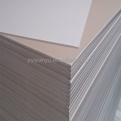 9mm gypsum board for drywall