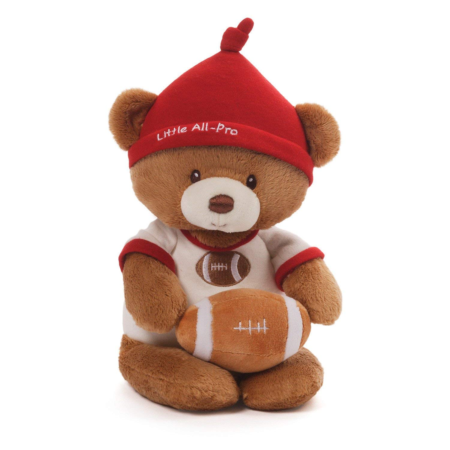 ef171178022 Get Quotations · Gund Baby Teddy Bear and Rattle