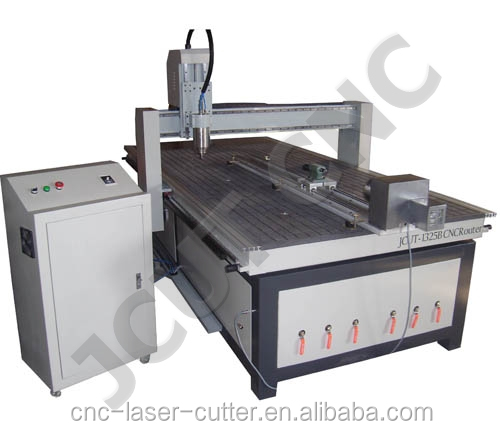 cnc wood molding machine,rotary cnc router for cylinder engraving,CNC Router with Rotating Axis
