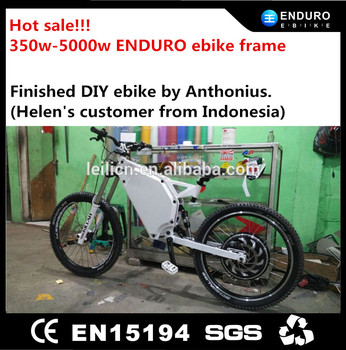 diy stealth bomber electric motorcycle chopper frame for sale - Motorcycle Frame For Sale