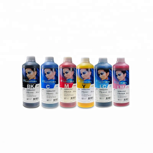 Lowest price Korea sublinova inktec outdoor water based dye sublimation ink for cotton fabric dx5 inkjet printing printers