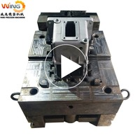 customized aluminium diecast extrusion mould die manufacturer