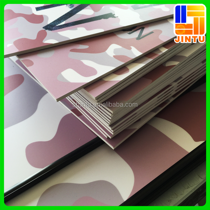 PVC Board Printing for Advertising, PS Foam Board, ABS Board Printing
