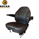 Tractor suspension seat with mechanical suspension for use in J DEERE, CASE, MASSEY, FENDT etc and made by Grammer seats, KAB se