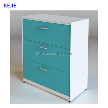 Cheap Iron Industrial Furniture Wide Drawer Chest Metal Newspaper Storage  Bedside Drawer Cabinet