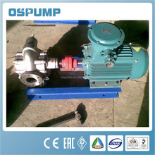 Horizontal cooking gear pump electric oil pump