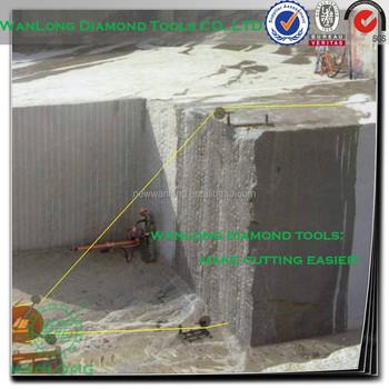 8.5mm Rubber Diamond Wire Saws,Diamond Stone Cutting Wire Saw For ...