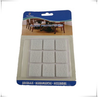self adhesive felt sticker for chair or table