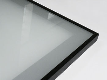 Aluminium Frame Cabinet Doors With Glass Filling MODENA