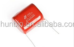 104k 250v Metallized Polypropylene film Capacitor CBB81