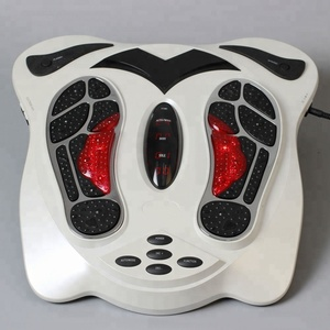 Best Selling Bio Heart Electric Shock Roller Foot Massage Massager