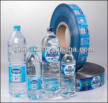 Mineral water bottle labels buy water bottle labelwater for Buy water bottle labels