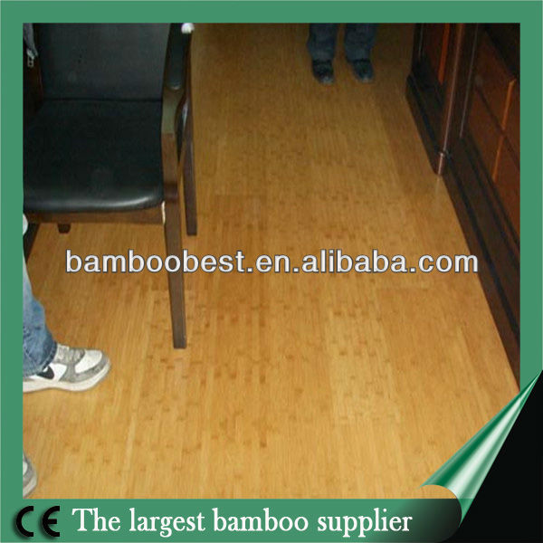 High strength baboo parquets carbonized or natural
