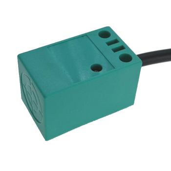 Square Non-shielding AC 2 wire / DC 3 wire 5mm 10mm 20mm NPN Inductive IR Proximity Sensor Switch for metal detection