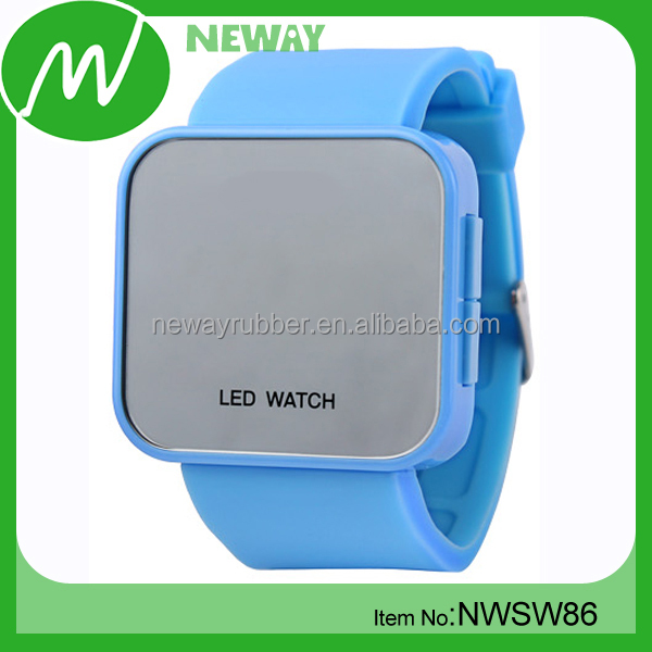 2016 Fashionable Hot Sale Led Watch Instructions