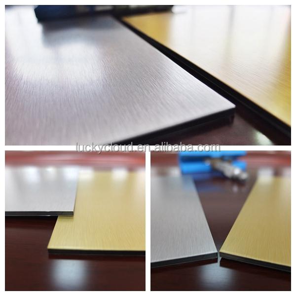 الجدار الخارجي المواد/في الهواء الطلق الجدار لوحات/الألومنيوم لوح مركب ملاءات