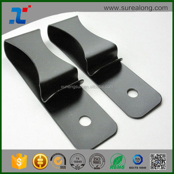 flat metal spring clips aa battery clip aa battery contact buy aa