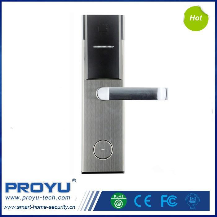 hotel smart card door lock access control system digital. Black Bedroom Furniture Sets. Home Design Ideas