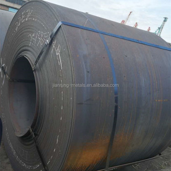 SAE1566 hot rolled carbon steel coil for disc plough