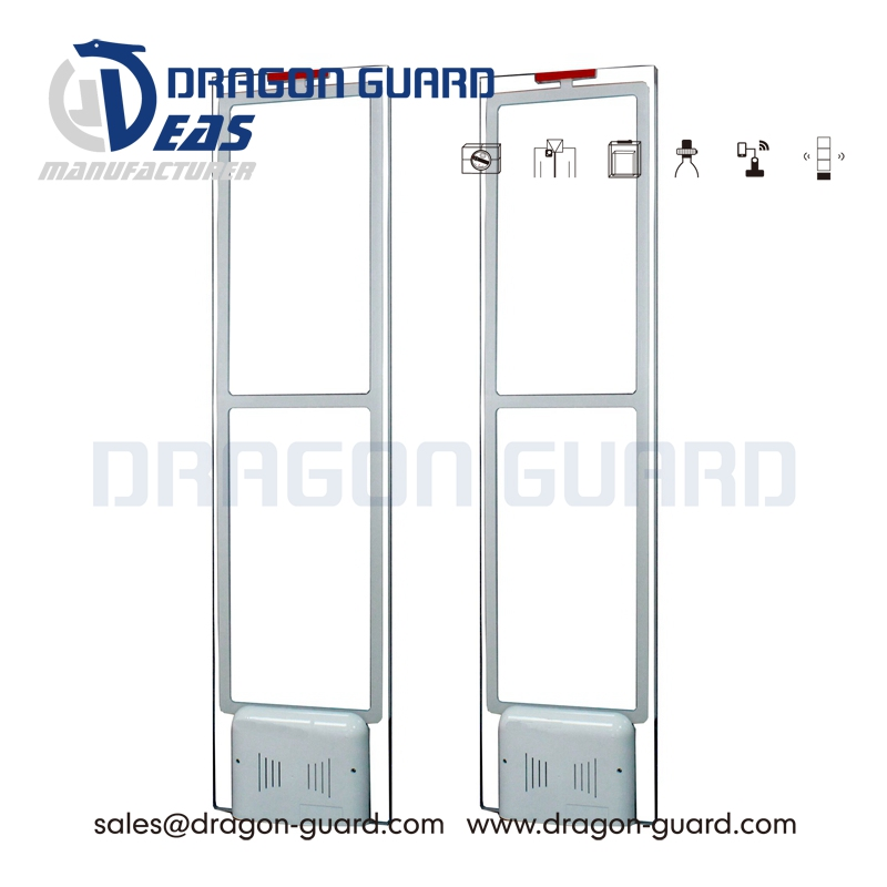 Dragon Guard AS4001 Dual/Mono am alarm security eas antenna systems, supermarket eas antenna