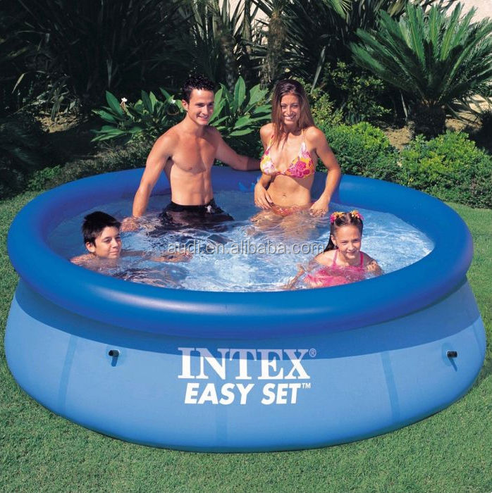product gs family paddling pool inflatable ft x  no pump