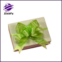wholesale gift wrapping pp pull string ribbon bow wedding,Christmas ,celebration