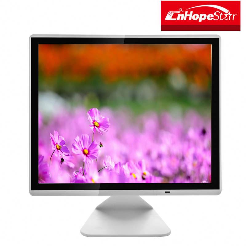 15 inch Dual screen panel LCD Monitor for industry and medical