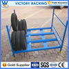 Good Quality Tool Rack Use Foldable Steel Tyre Racking