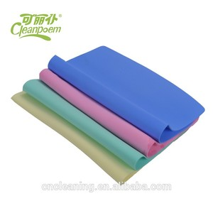 Professional factory supply pva chamois car cleaning cloth for washing