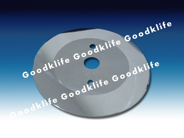 Double buffing tungsten carbide scraper blade