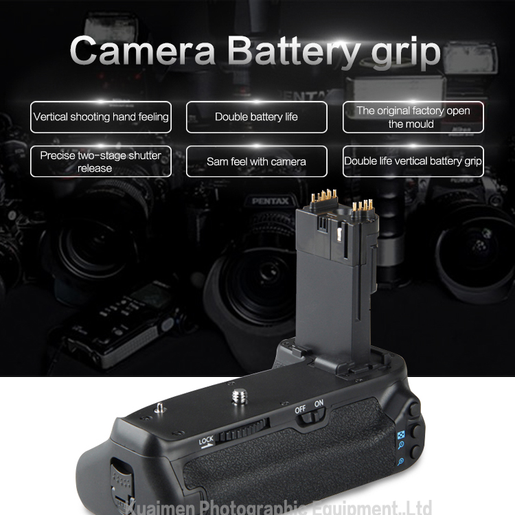 New High Quality Cheap Digital Battery Grip Replacement for Nikon D5300 Battery