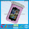 IPX8 certificate cellphone waterproof case for iphone4/4s with neck strap