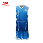 Sublimation custom men's cool OEM sportswear basketball jersey uniform