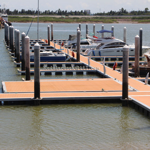 Marine floating jetty design from China