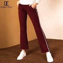 2019 High waisted <strong>trousers</strong> <strong>Women</strong> loose casual feet <strong>pants</strong> Elastic Waist <strong>women</strong> <strong>pants</strong> leggings